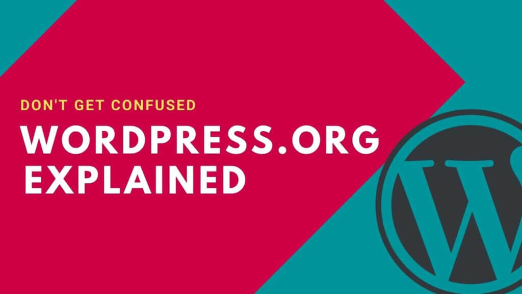 Wordpress.org briefly explained